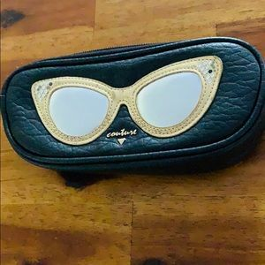 Juicy Couture Sunglasses Or Glasses Zip Soft Case